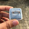 .80ctw French Cut Eternity Band 6