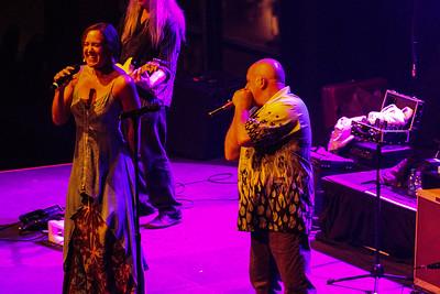 James Supra Band with Sarah Ayers