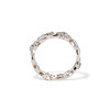 Kelege Floral Motif Eternity Band 2