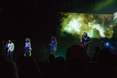 Little Big Town 02/24/18 Radio City Music Hall NYC