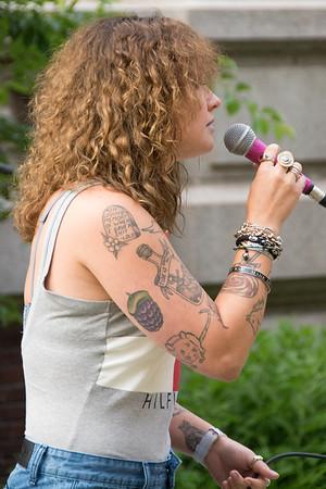 Lolo Cooper Hewitt 07/06/17 NYC