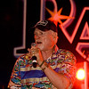 Founding member Mike Love of The Beach Boys at Tropicana Field 9/5/09
