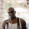 Danto, the keytar player, at Caddy's Beachfront 6/6/08