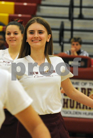 NBHS CANEETTES VS ENFIELD 1-23-18