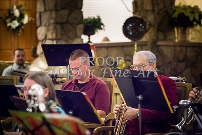 Tyler Community Band Christmas Concert 12.15.2015 104.02