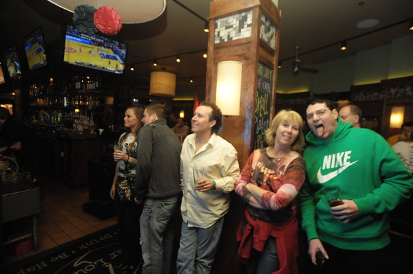 RetroActive at Bar Louie 2/9/13