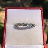 2.10ctw Platinum Baguette Eternity Wedding Band 14