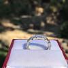 2.10ctw Platinum Baguette Eternity Wedding Band 11
