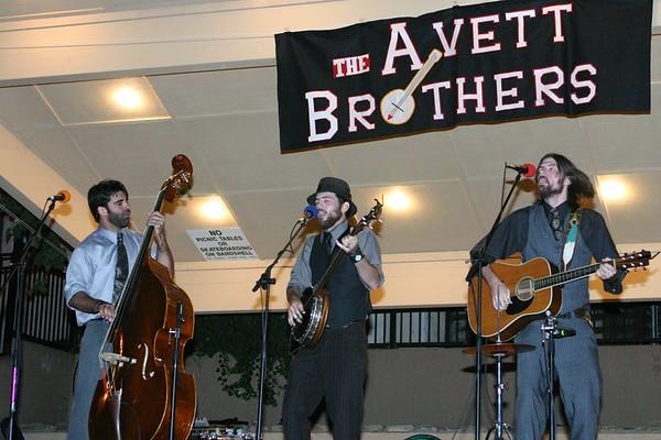 The Avett Brothers