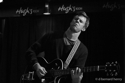 Peirson Ross at Hugh's Room