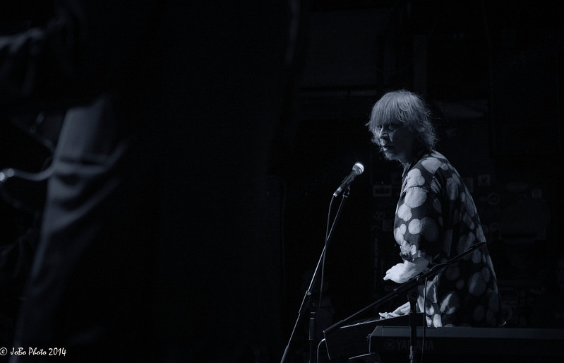 Terry Adam, NRBQ March 2014