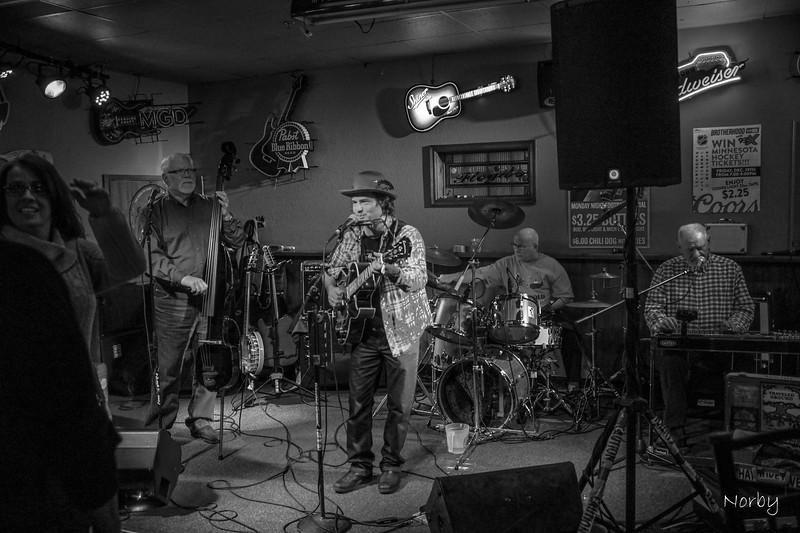 Traveled Ground, Floyds Bar Victoria MN 12/16 2017