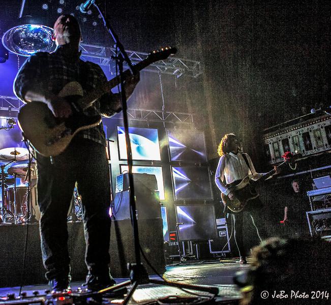The Pixies 2014