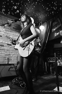 Emily Raquel at the Painted Lady