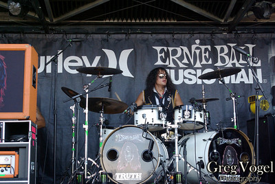 Escape The Fate, Vans Warped Tour 2009