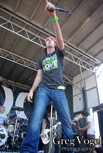 Forever The Sickest Kids, Vans Warped Tour 2009