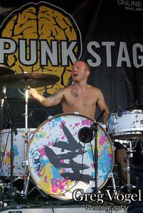 Hit The Lights, Vans Warped Tour 2009