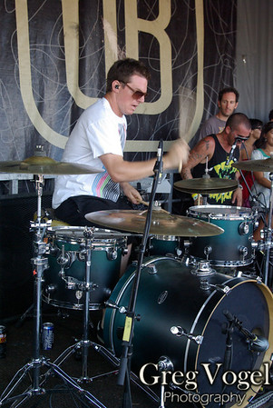 The Dirty Heads, Vans Warped Tour 2009