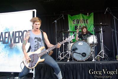 VersaEmerge, Vans Warped Tour 2009