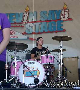 You Me At Six, Vans Warped Tour 2009