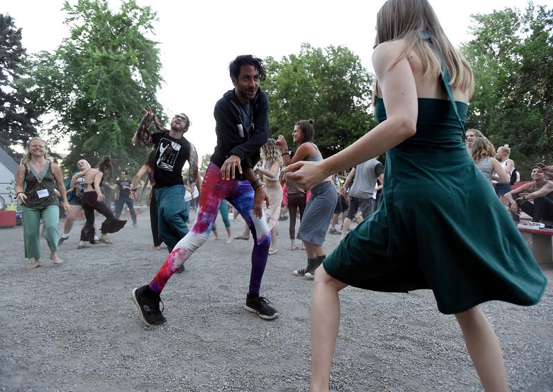 Bandshell Boogie dance series