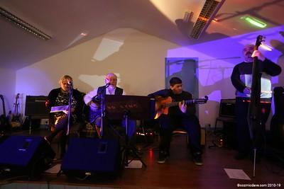 Nuages Gypsy Jazz 001