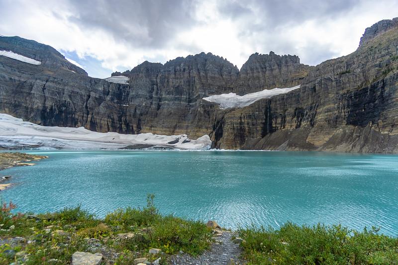Awesome Vacation Trip September 2019. Glacier National Park, Lake Louise, Banff, Lake Moraine