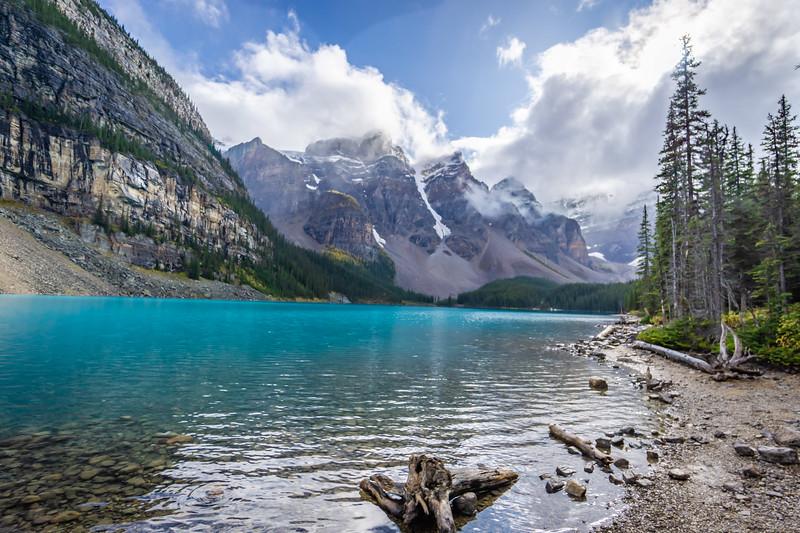 Lake Moraine 2019