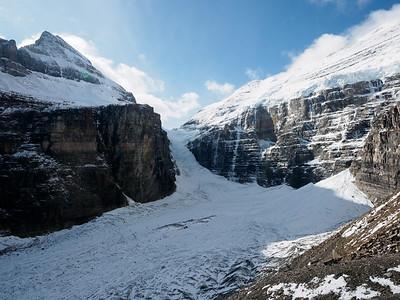 Victoria Glacier