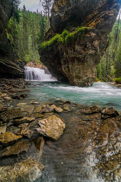 Johnston Creek Falls Upper