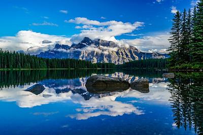 Two Jacks Lake