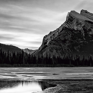 Mount Rundle, Banff National Park