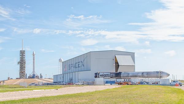 Bangabandhu1 Block5 Falcon9 by SpaceX + Falcon Heavy Booster