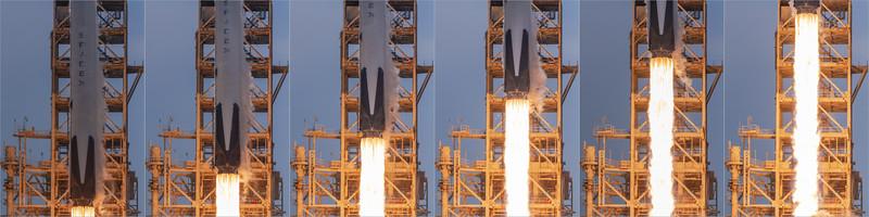 Bangabandhu1 Block5 Falcon9 by SpaceX