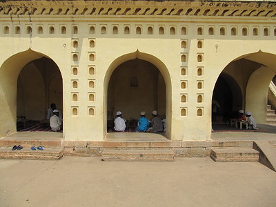 Madras at Mysore Fort