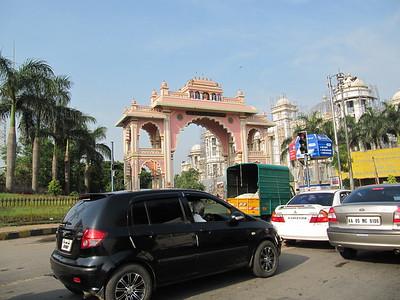 Drive to Mysore
