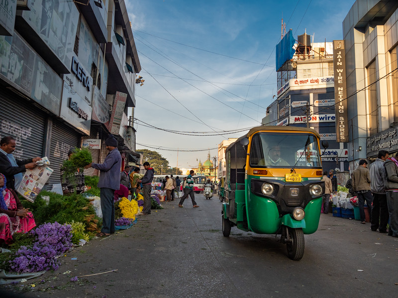 TukTuk at KR Market