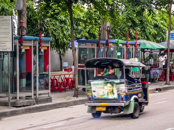 Bangkok 2002 - City Views