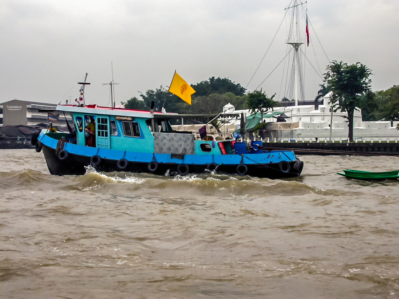 Chao Phraya River, Bangkok