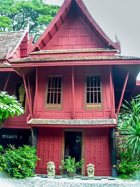 Jim Thompson House, Bangkok, Thailand