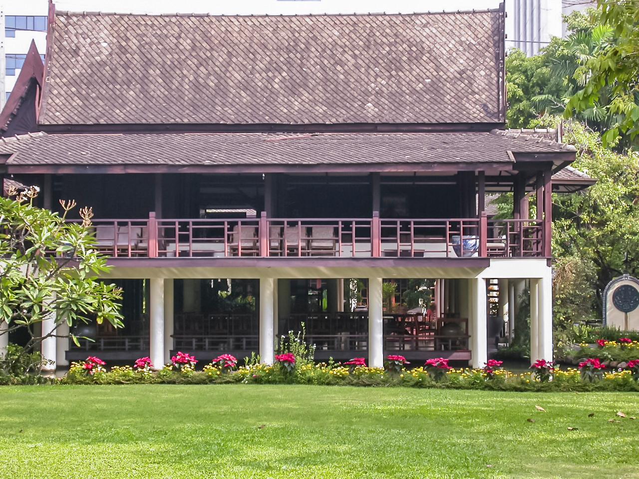 Suan Pakkad Palace, Bangkok, Thailand