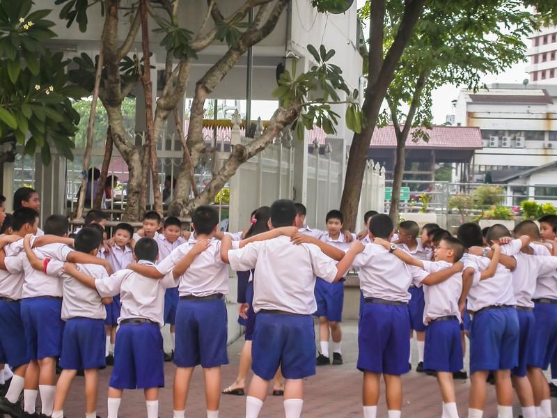 Bangkok 2003 city views