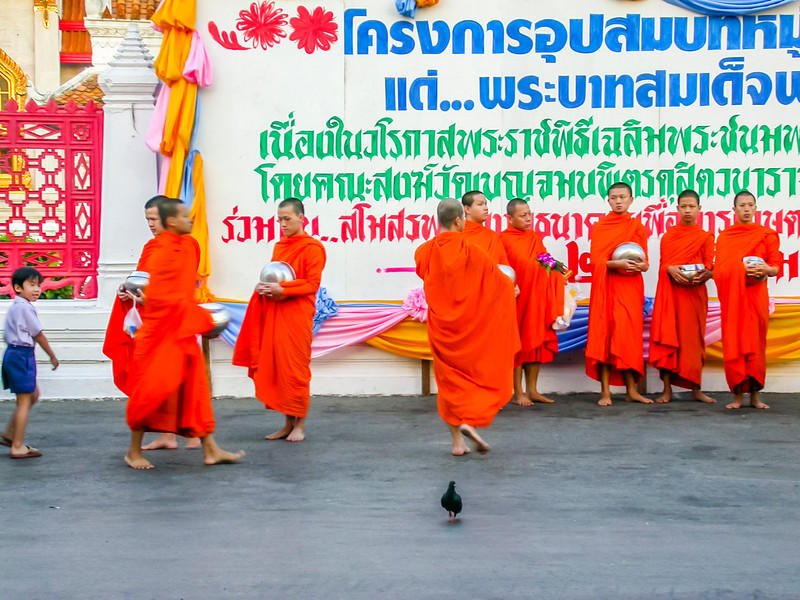 Wat Benchamapophit, Bangkok, Thailand