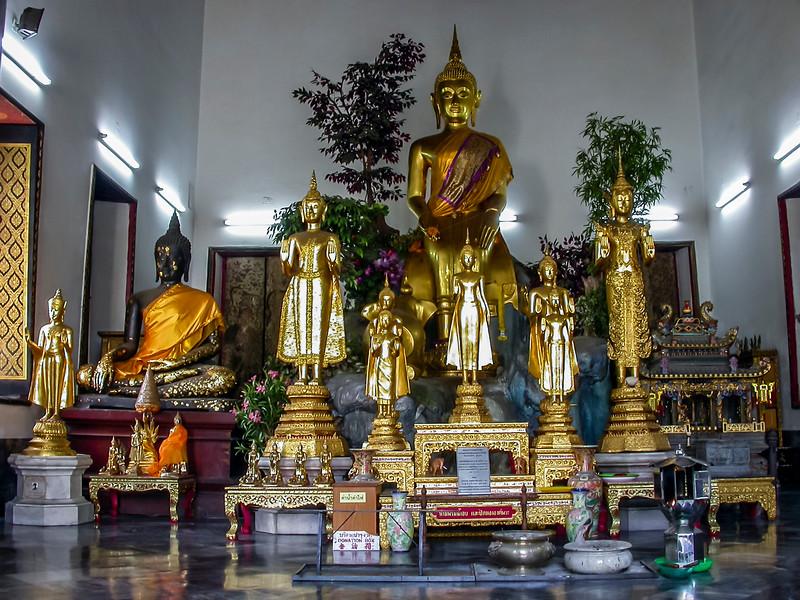 Wat Pho, Bangkok, Thailand