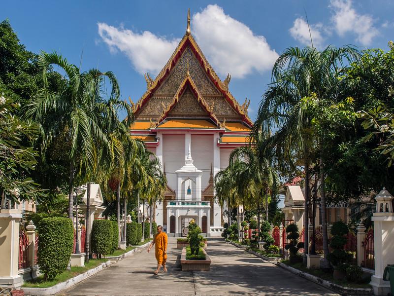 Wat Kanlayanamit Woramahawihan, Bangkok