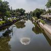 River of Kings canal, Bangkok, Thailand