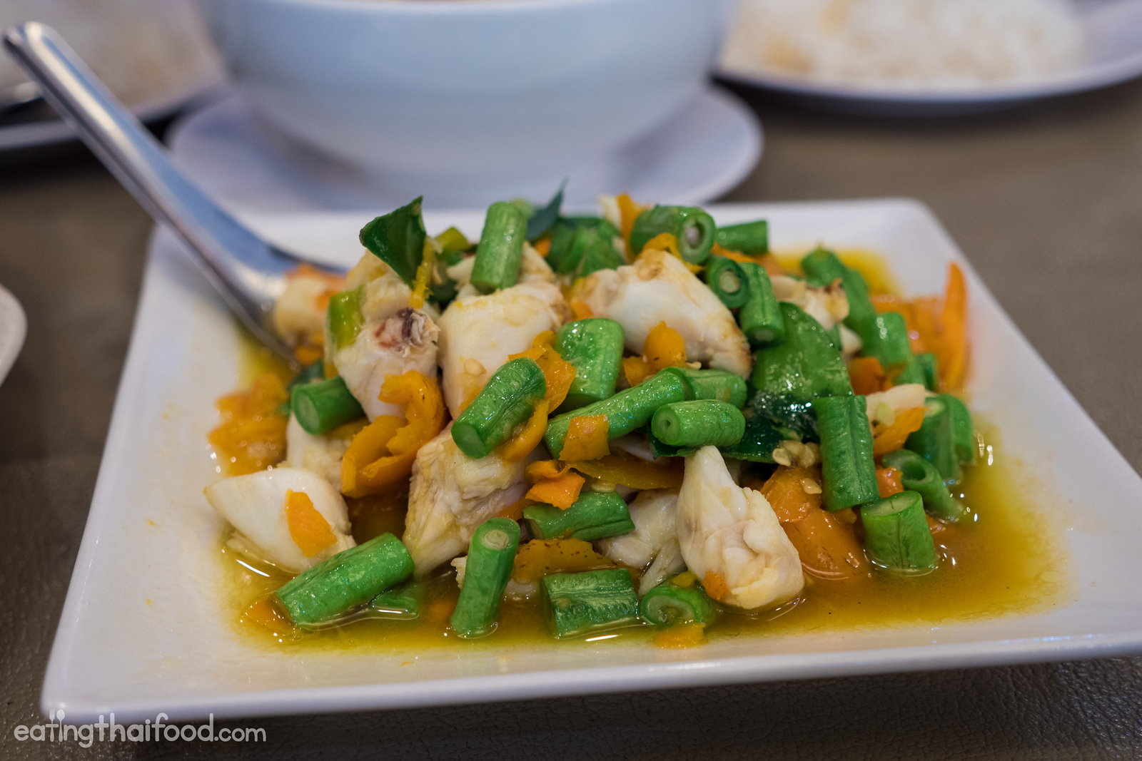 best dishes at Krua Apsorn
