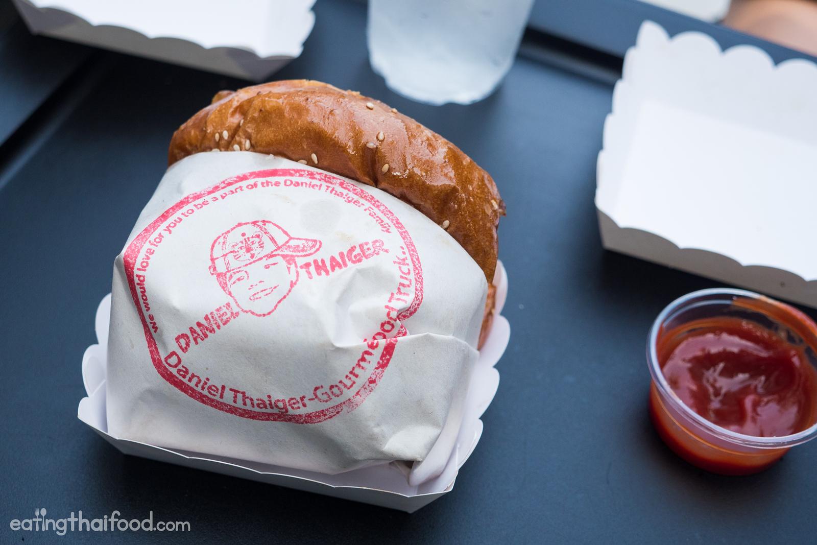 Thaiger burger