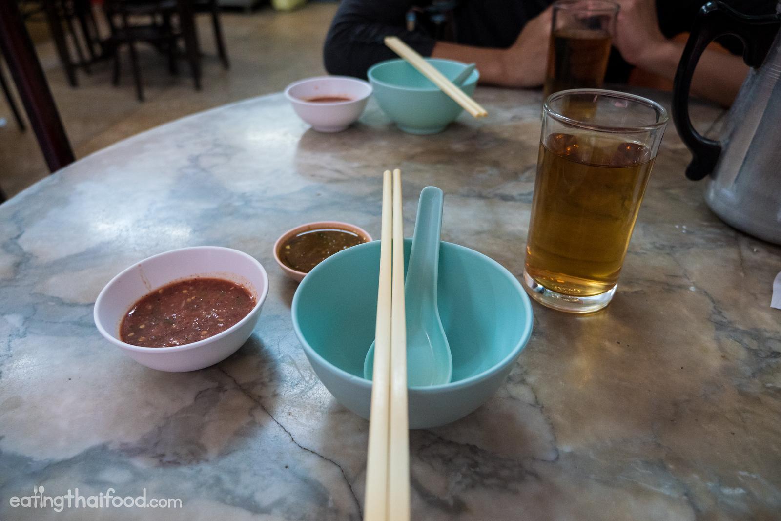 classic Bangkok restaurants