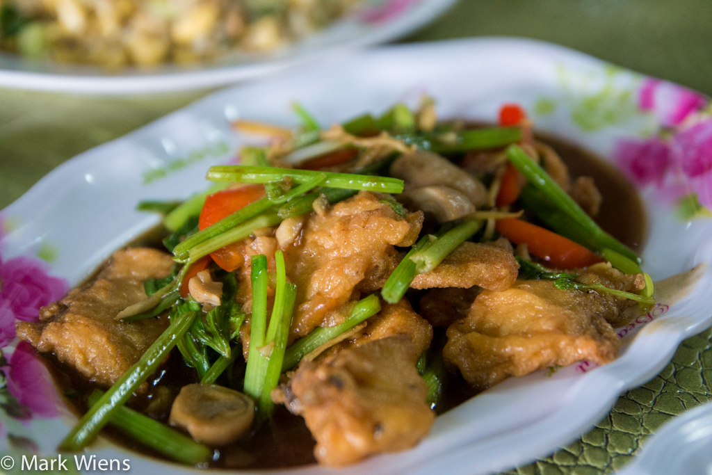 Thai Chinese food